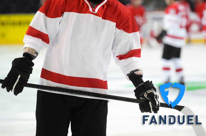 Fanduel is the official sport betting partner of NHL