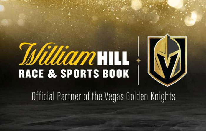 William Hill and NHL's Vegas Golden Knights partnership